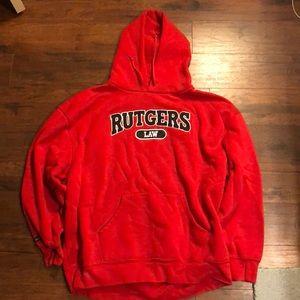 Other - Rutgers Law Hooded Sweatshirt